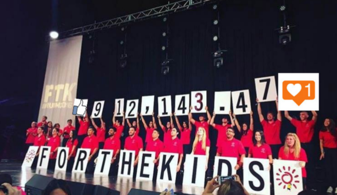Dance Marathon raises thousands in social media capital