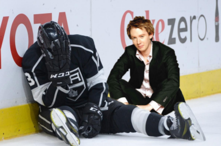 NHL Adds Clay Aiken to Banned Substances