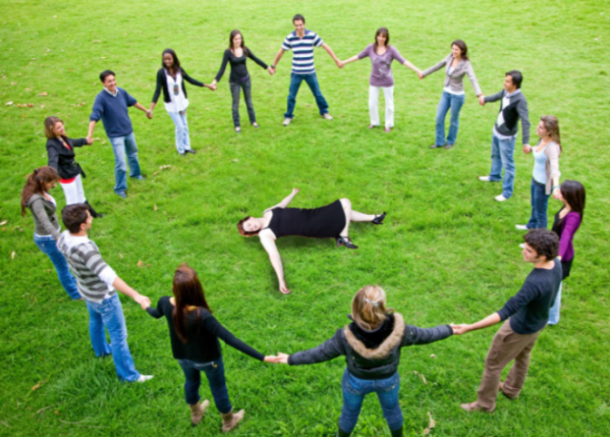 Cult Fakes Mass Suicide Just to Off One Member