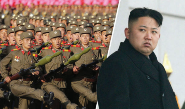 North Korea Threatens to Declare War if it Doesn't Make Ratio
