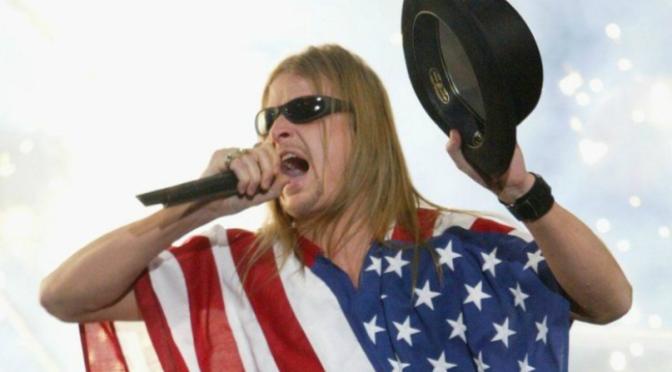 """Kid Rock responds to Eminem cypher with unintelligible """"Bawitdaba"""" remix"""