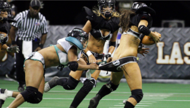 Lingerie Football Team Hailed as Great Milestone for Women's Equality