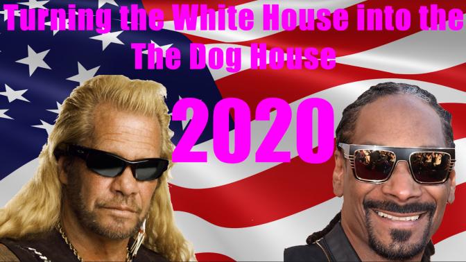 Dog the Bounty Hunter Announces Bid for 2020