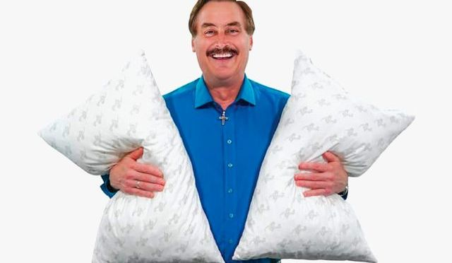 Best Ways to Use Your MyPillow During an Insurrection